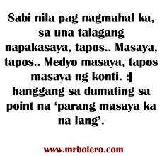 Love Quotes For Complicated Relationship Tagalog - love quotes for ... via Relatably.com