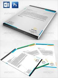 Free Word Stationery Templates Psd Letterhead Template 51 Free Psd Format Download