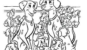 101 coloring pages coloring pages dalmatians free of page 6 for s 101 dalmatians coloring pages