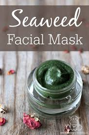seaweed face mask recipe