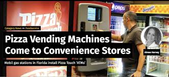 Pizza Vending Machine Lakeland New Lkld Now On Twitter Somewhere In Lkld You Can Get Pizza From A