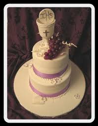 First Holy Communion Cake Cakecentralcom