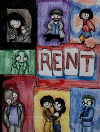 Rent Poster Chibi Rent Poster By Sanarisebuna On Deviantart