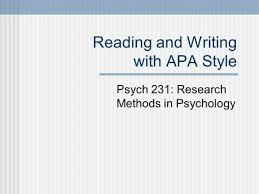 Teaching APA Style  An APA Template Paper     The Learning Scientists Help writing a paper on critical thinking