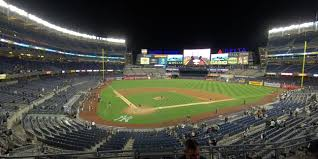 Yankee Stadium Section 219 New York Yankees