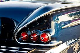 similiar chevy tail lights keywords 1958 chevy impala tail lights is a photograph by dennis coates which