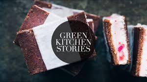 Luise Green Kitchen Stories Green Kitchen Stories A Rhubarb Ice Cream Sandwiches Video