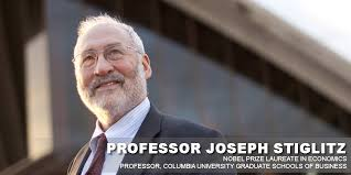 Image result for joseph stiglitz