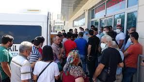 CHP'nin acı kaybı gençlik kolları başkanı Deniz Demiral'ın ölümü Antalya'yı  yasa boğdu