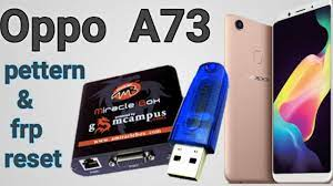 oppo A73 pattern unlock by miracle box - YouTube