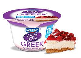 strawberry cheesecake greek yogurt light fit
