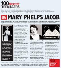 「1913 Mary Phelps Jacob」の画像検索結果
