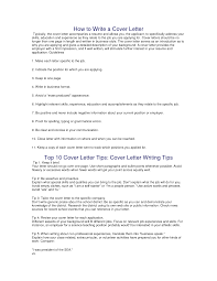 Cover Letter Writing A Cover Letter For A Promotion Sample Cover