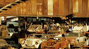 Salvage title and clean title used trucks for sale in los angeles, ca. Rudi Caracciola S 1 Of 1 1935 Mercedes Benz 500k Found At La Salvage Yard Car Yard Junkyard Classic European Cars