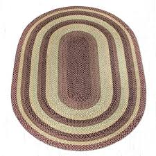 burdy and gray rug 6 x 9 burdy gray cream braided jute oval rug burdy black