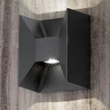 Big Theo Exterior UpDown Wall Light Wall Sconces And Exterior - Up and down exterior wall lights