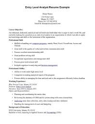 Awesome Easy Accounting Resume Pictures Resume Samples Writing