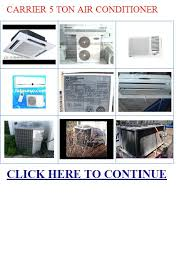 carrier 5 ton air conditioner. carrier 5 ton air conditioner - 2.5