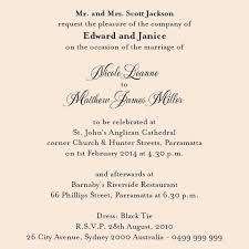 Engagement Invitation Format Simple Proper Wedding Invitation Wording For Deceased Parents Bridal
