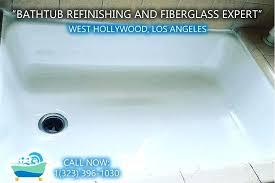 bathtub refinishing los angeles west bathtub refinishing bathtub reglazing los angeles yelp