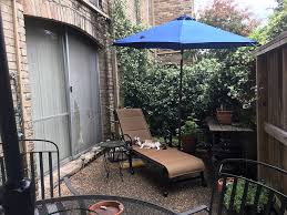 even if it has limited space there certain things you can do to make it look bigger in turn this will create a more attractive enjoyable outdoor