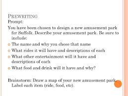formal essay descriptive writing ppt formal essay descriptive writing 2 prewriting