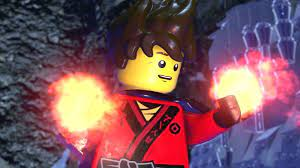 The LEGO Ninjago Movie Videogame - Walkthrough Part 7 - The Unclimbable  Mountain - YouTube