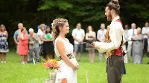 wiccan wedding. Pagan Wedding Ceremony Handfasting Pagan Wedding God and