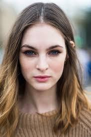 street style hair and makeup london fashion week fall 2016