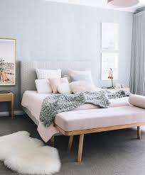 Bedroom: White Romantic Bedroom With Dark Feel - Bedrooms