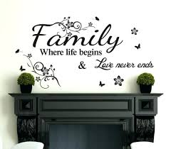 high quality wall decals wall arts family inspirational wall art quotes vinyl wall family inspirational wall  on adhesive wall art sayings with high quality wall decals wall arts family inspirational wall art