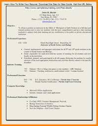 Free Teacher Resume Template Best of Resume Templatescher Cv Template Word Microsoft Free