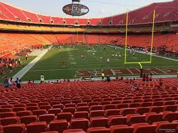 Arrowhead Stadium Seat