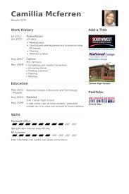 Picker/Packer Resume samples