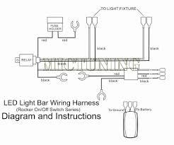 led light bar wiring harness diagram elegant amazon epauto led Rigid Industries Wiring Harness at Amazon Led Wiring Harness
