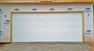 should i replace my jambs when having a new garage door
