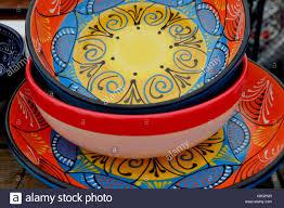 Earthenware Plates Stock Photos \u0026 Earthenware Plates Stock Images ...