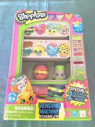 Shopkins Vending Machine Cool Shopkins Vending Machine Storage Tin S48 EBay