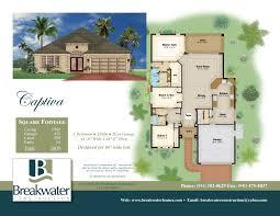 Norman Adams Home Builders The Evergreen Model And Floor Plan New Florida Home Builders Floor Plans