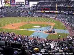 T Mobile Park View From Terrace Club Infield 233 Vivid Seats