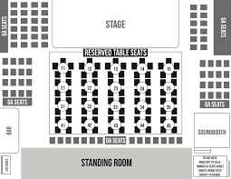 The Forge Joliet Il Seating Chart Seating Chart Space Evanston Il