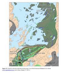 Lac Des Iles Depth Chart Lac Des Iles Pge Mine