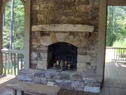 dry stack stone fireplace veneer for installation slate