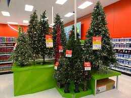 Target Artificial Christmas Tree  Christmas Lights DecorationSmall Fiber Optic Christmas Tree Target