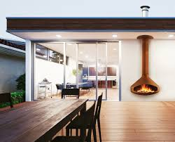 Modern Outdoor Fireplace Designs 5 Design Trends In Luxe Outdoor Modern Fireplaces Sally West
