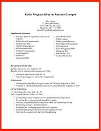 Program A Href Http Cv Tcdhalls Com Director Resume Sample Html