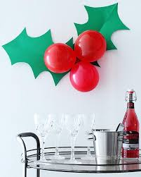 office christmas decorations ideas brilliant handmade workstations. A Giant Sprig Of Holly To Decorate For Your Next Holiday Party! Office Christmas Decorations Ideas Brilliant Handmade Workstations N