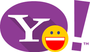 yahoo logo flat. Interesting Yahoo Yahoo Messenger Flat Logo Vector To N