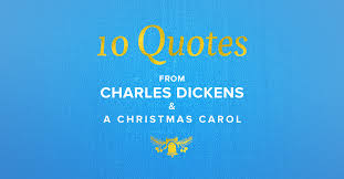 A Christmas Carol Quotes Simple 48 Quotes From Charles Dickens A Christmas Carol