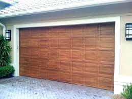 how to paint a garage door painting garage door to look like wood painting aluminum garage